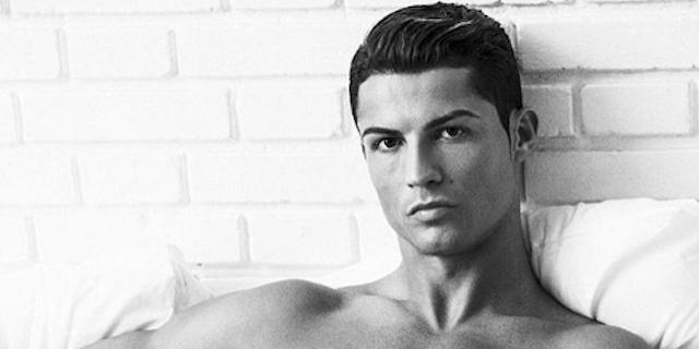 CR7 Underwear, la nuova collezione di intimo di Cristiano Ronaldo per Yamamay