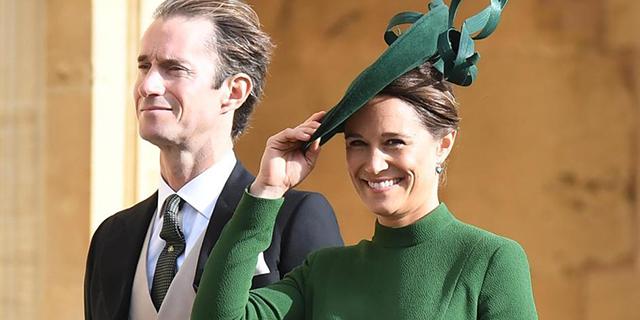 Pippa Middleton è mamma, è nato il nipotino di Kate e William