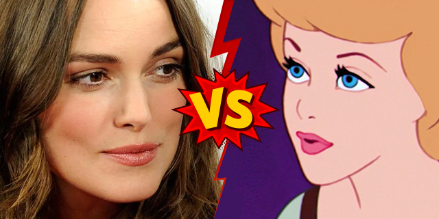 """Keira Knightley: """"Perché mia figlia non può vedere questi cartoni Disney"""""""