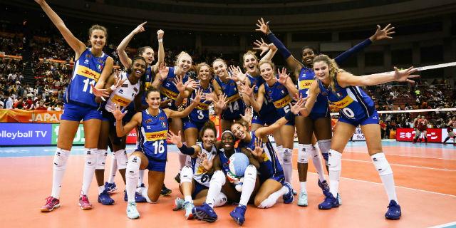 Onore alle Azzurre: la Serbia vince il Mondiale di Pallavolo