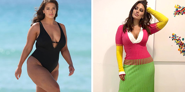 """Sei una donna curvy, non può dimagrire!"" Le assurde accuse ad Ashley Graham"