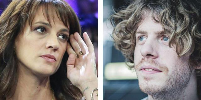 """""""In bocca al lupo al biondino"""" il saluto di Asia Argento a X-Factor"""