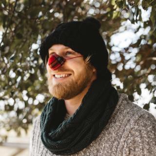 Lo scalda naso è realtà, il modo più divertente per dire addio al naso freddo