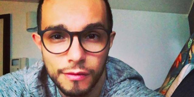 """Il coming out di Marco Carta: """"Ho un compagno: fa paura essere felici"""""""