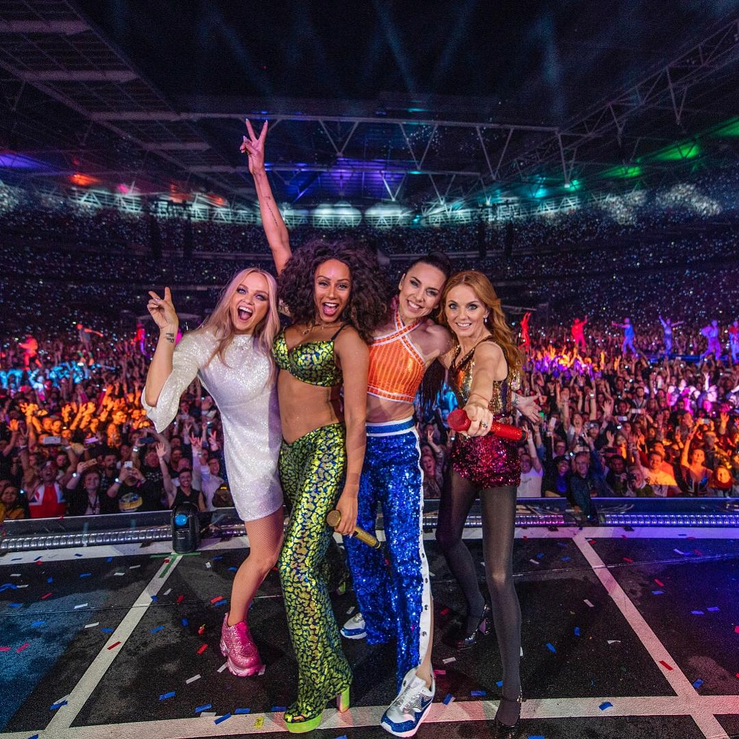 Il ritorno delle Spice Girls: 11 immagini dal tour che ha esaltato i fan