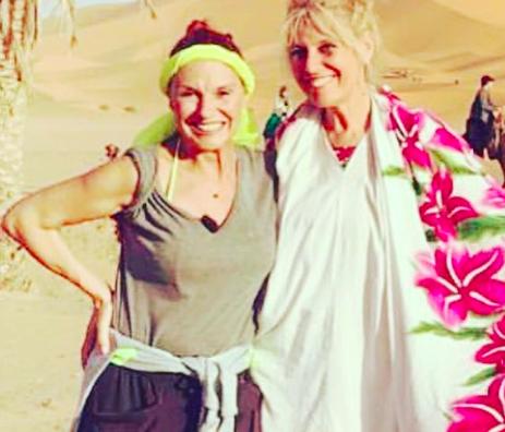 Maria Teresa Ruta e Patrizia Rossetti, la pazza gioia delle sessantenni