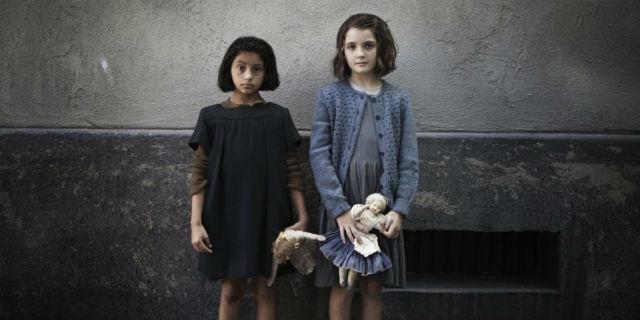 """""""L'amica geniale"""" vista dalle bambine protagoniste"""