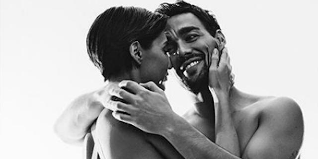Fabio Fognini e Flavia Pennetta, la sensualità di marito e moglie in 8 scatti