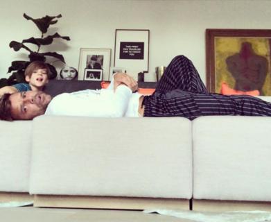 Ricky Martin e la sua splendida famiglia arcobaleno che si allarga sempre più