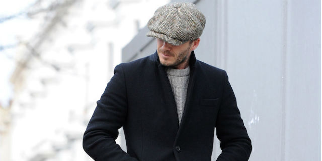 La nuova linea di abbigliamento di David Beckham ispirata a Peaky Blinders
