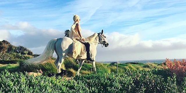 L'ultimo saluto di Lady Gaga ad Arabella