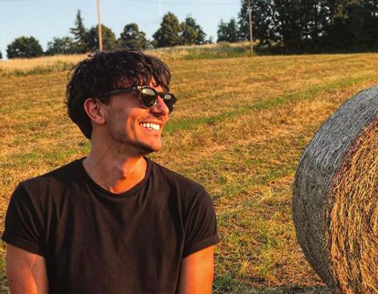 Il messaggio di Chiara per l'ex manager Alessio Sanzogni, morto a 34 anni