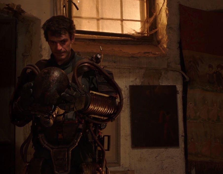 Copperman, il supereroe poetico e dolcissimo di Luca Argentero