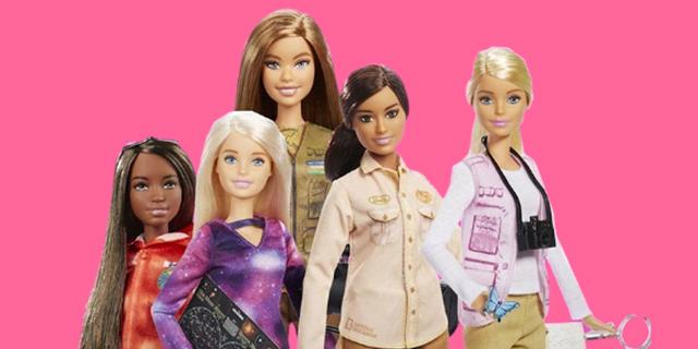 Tutto quello che una bambina può diventare: 20 Barbie per sognare il futuro
