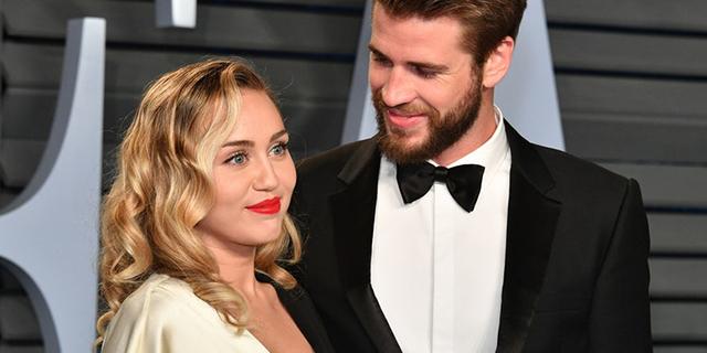 """Miley Cyrus: """"Perché il mio matrimonio con Liam Hemsworth è gender free"""""""