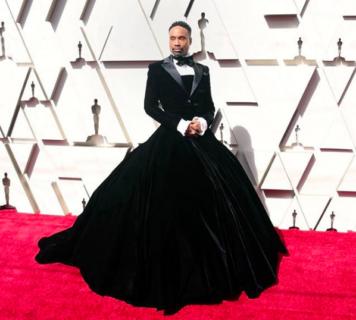 Perché Billy Porter indossava smoking e gonna agli Oscar e i 10 look più discussi