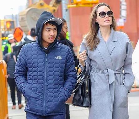 La bellezza multietnica dei figli di Brad e Angelina e come sono diventati grandi