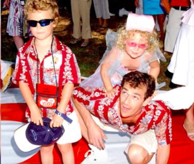 Chi è Jack, il figlio di Luke Perry nel film di Quentin Tarantino con papà