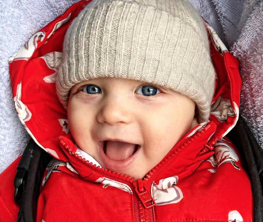 Un anno di Leone Lucia Ferragni: gli auguri di mamma e papà