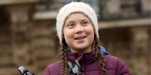 """""""L'autismo non è un dono. Ma può diventare un super potere"""", parola di Greta Thunberg"""