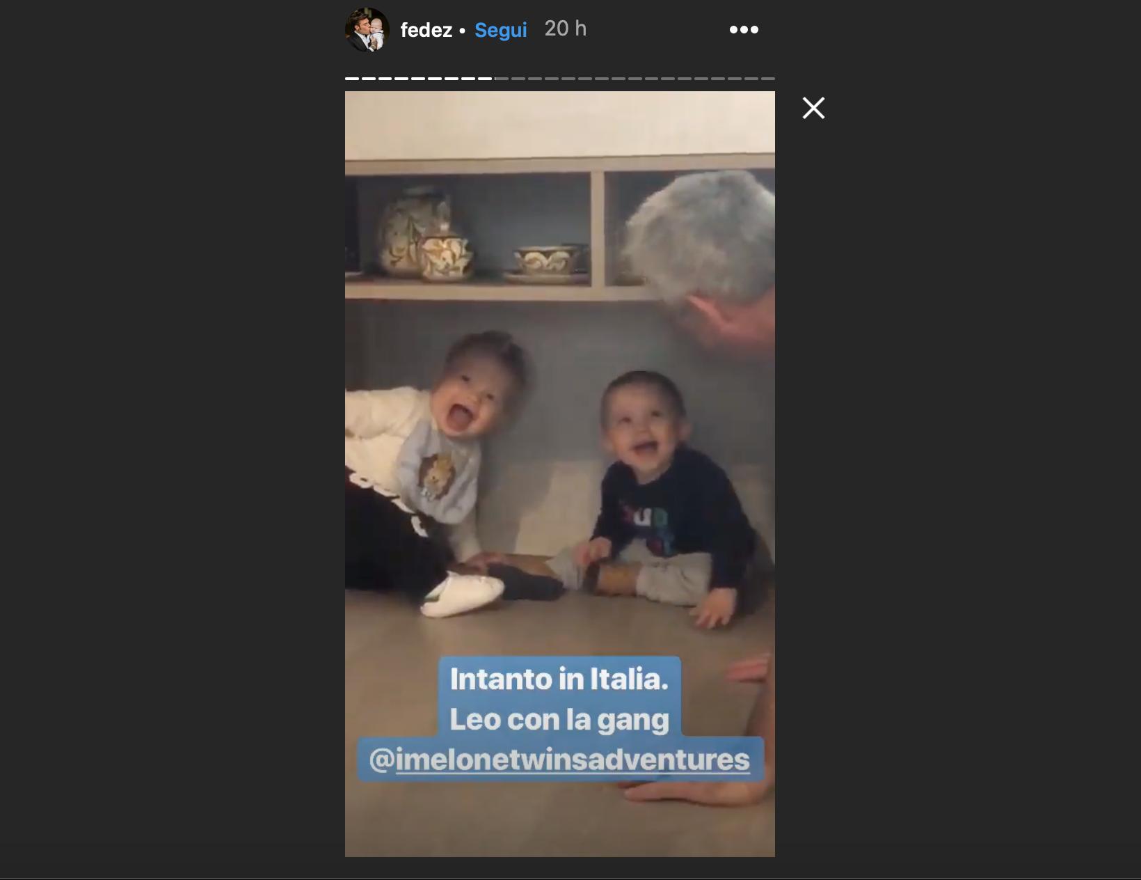 Non giudicate Chiara Ferragni e Fedez che vanno in vacanza senza Leone