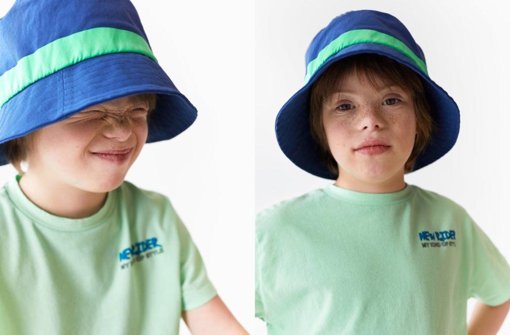 Chi è Patrick, il bimbo affetto da sindrome di Down che posa per Zara