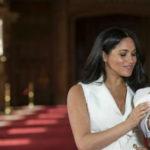 La foto e le parole con cui Meghan Markle ha celebrato la sua prima Festa della Mamma