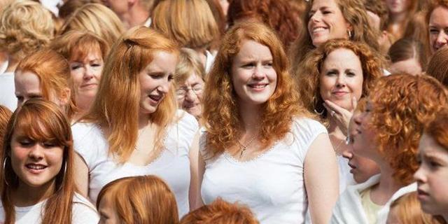 """""""Red Head Sicily"""": il primo raduno estivo siciliano per chi ha i capelli rossi"""