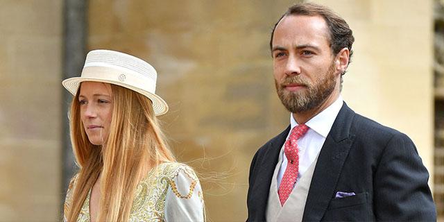 L'abito H&M che la fidanzata di James Middleton ha scelto per le nuove nozze reali