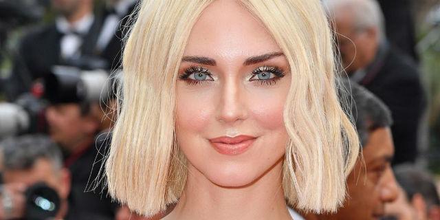 """""""Parrucca sì o no? Il """"mistero"""" di Cannes svelato dalla stessa Chiara Ferragni"""