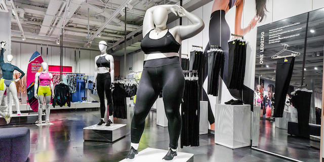 La rivoluzione di Nike, che celebra le donne in ogni loro forma