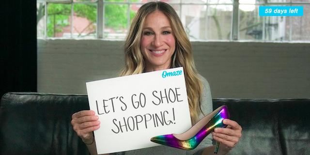 Fare shopping con Sarah Jessica Parker a New York: oggi è possibile. Ecco come