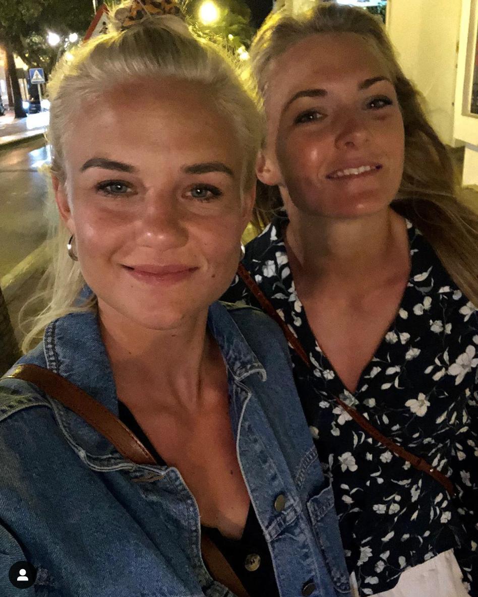 Magdalena e Pernille, avversarie con amore: il bacio più bello dei Mondiali