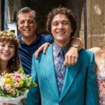 """Emma Marrone si è """"sposata"""": le foto in abito dal set de I migliori anni"""