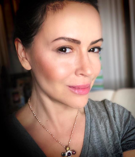 """Alyssa Milano: """"Ho abortito due volte: non ero pronta per essere madre"""""""