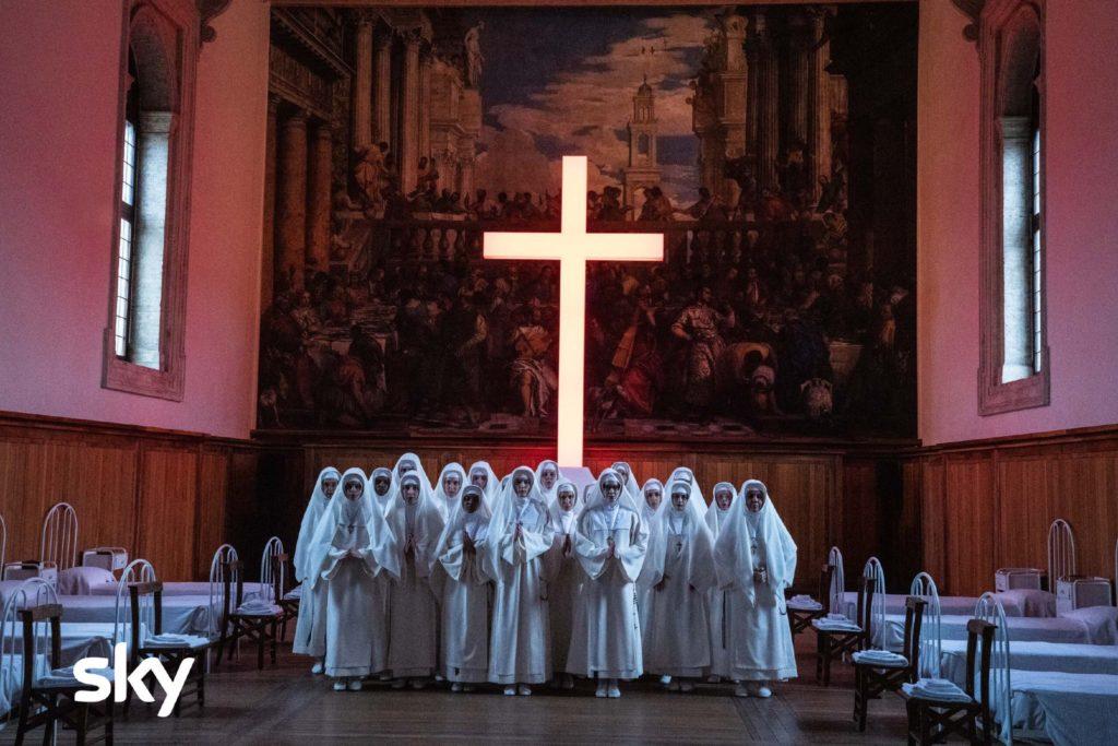 Il primo teaser di 'New Pope' di Sorrentino, con Jude Law di nuovo in 'veste papale'