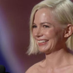 Michelle Williams parla dell'equal pay: il discorso sul palco degli Emmy Awards