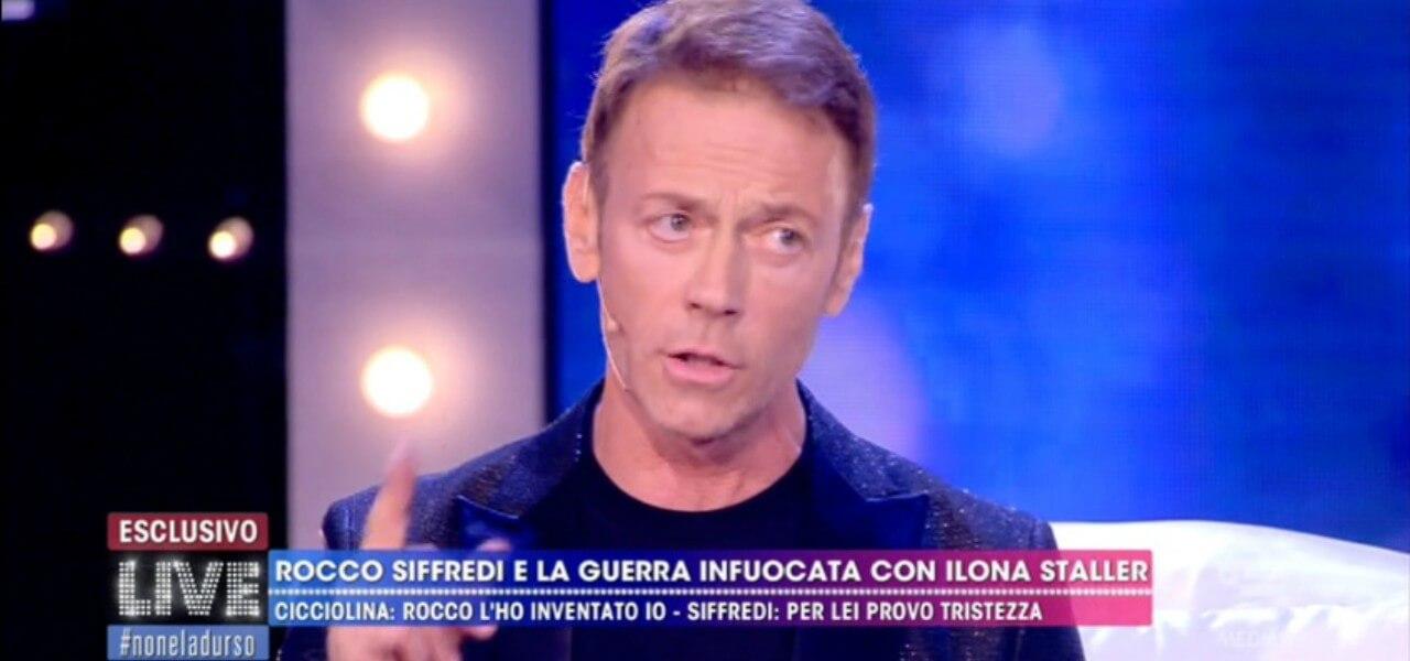 """Rocco Siffredi: """"Quando ho visto mio fratello morto e mia madre che urlava"""""""