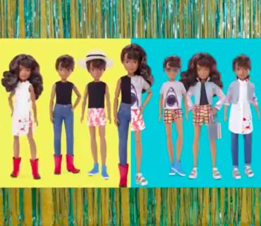 Sia femmine, sia maschi o senza genere: ecco le nuove bambole di Mattel