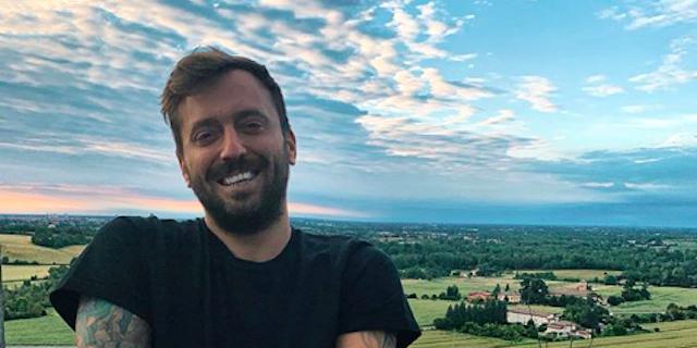 Martina Maggiore: il sorriso di Cesare Cremonini dopo il dolore