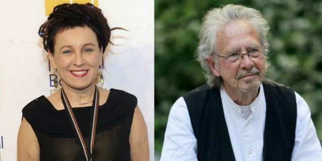 Olga Tokarczuk e Peter Handke: chi sono i due premi Nobel per la letteratura