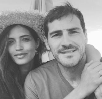 Dal bacio più bello alla malattia: la dedica di Iker Casillas alla sua Sara Carbonero