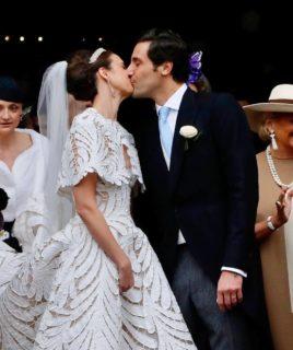 Chi sono l'erede di Napoleone e quella di Maria Luisa d'Austria che si sono sposati