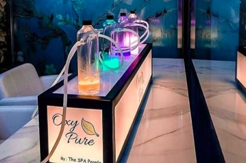 9 foto dell'Oxygen Bar, dove ordini l'ossigeno da respirare