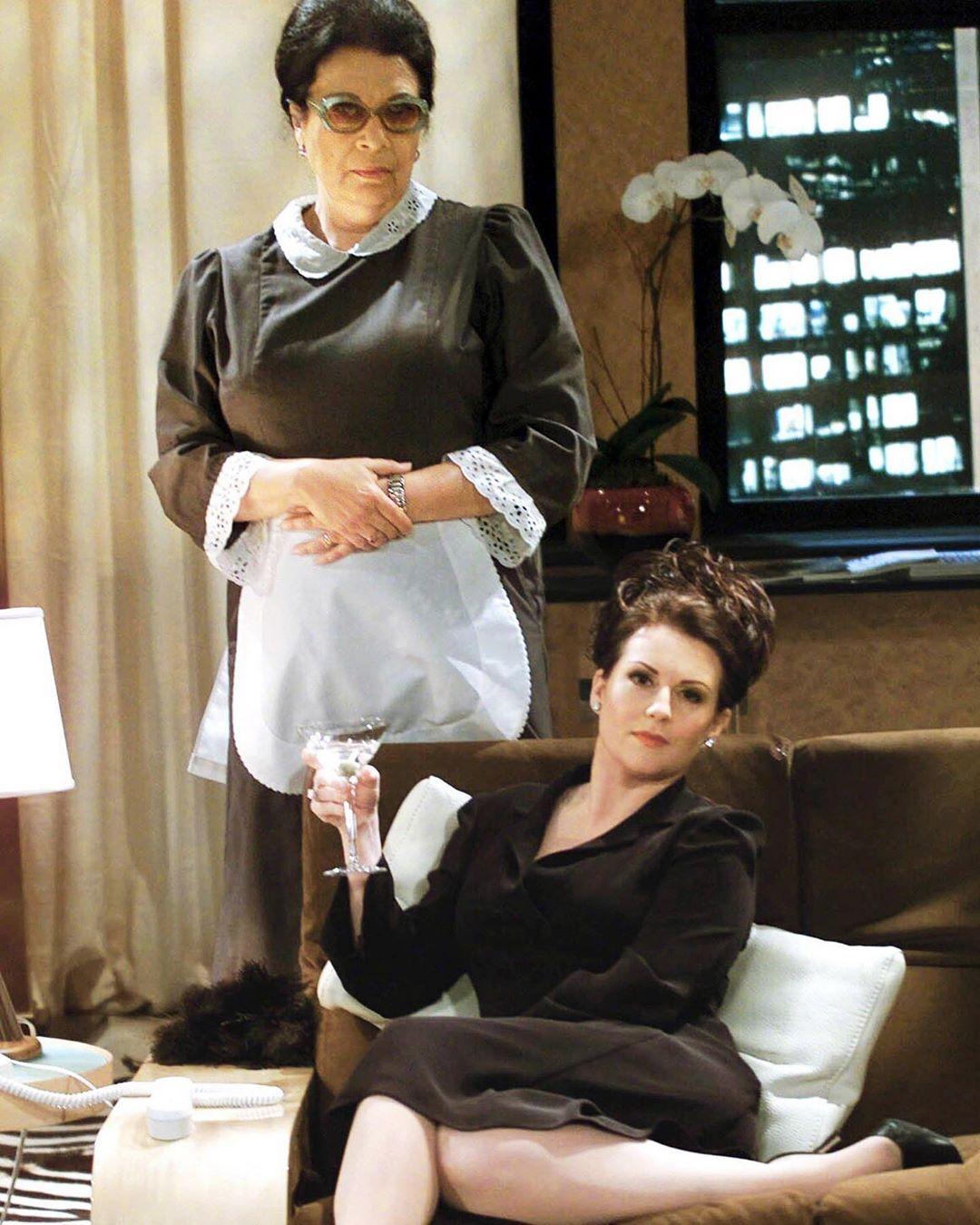 Lutto nel cast di Will & Grace per Shelley Morrison
