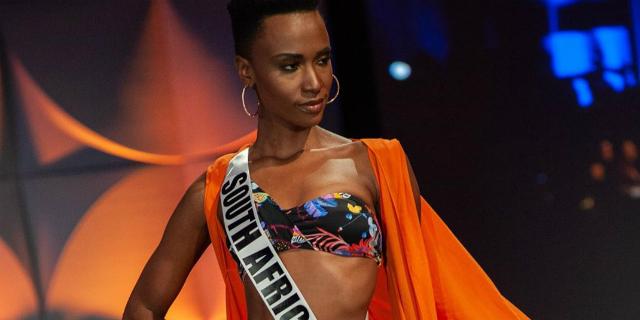 """I """"segreti di bellezza"""" che non ti aspetti della nuova Miss universo Zozibini Tunzi"""