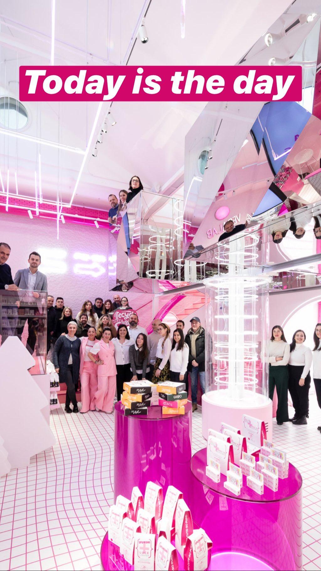 Apre il primo flagship store VeraLab de L'Estetista Cinica