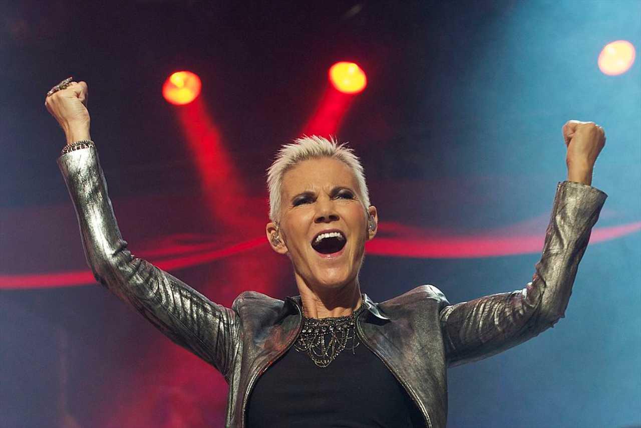 Il doloroso addio a Marie Fredriksson dell'altra metà dei Roxette