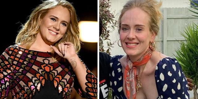 Quei commenti sul nuovo aspetto di Adele dopo la consistente perdita di peso
