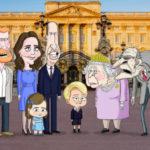 """""""The Prince"""", la serie tv che trasforma la Royal Family in un cartone animato"""